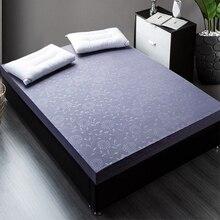 Comfortable PU Foam Sponge Mattress Single Double Bed Twin Queen Size Mattress Topper 3CM/5CM/10CM Medium Soft Foam Bed Mattress