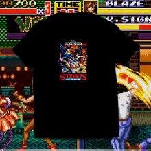 Streets Of Rage Gaming T-Shirt- Retro Vintage Arcades Christmas Birthday Console Free Shipping Tee Shirt