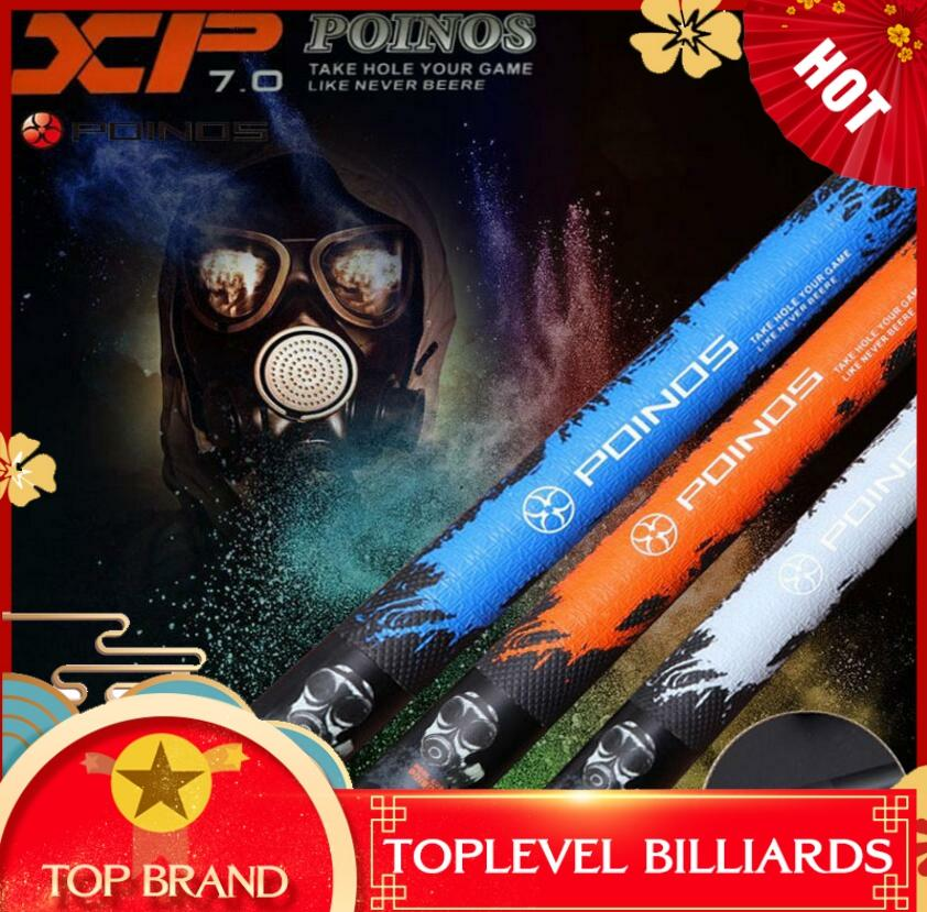 POINOS Carbon Fiber Professional Pool Cue XP Billiard Pool Stick Cue Kit 13mm Tip Black Carbon Shaft With Joint Protector China