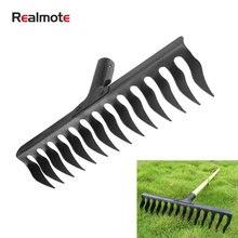 Realmote 14 грабли с зубьями сено лиственных сосны почвы сад