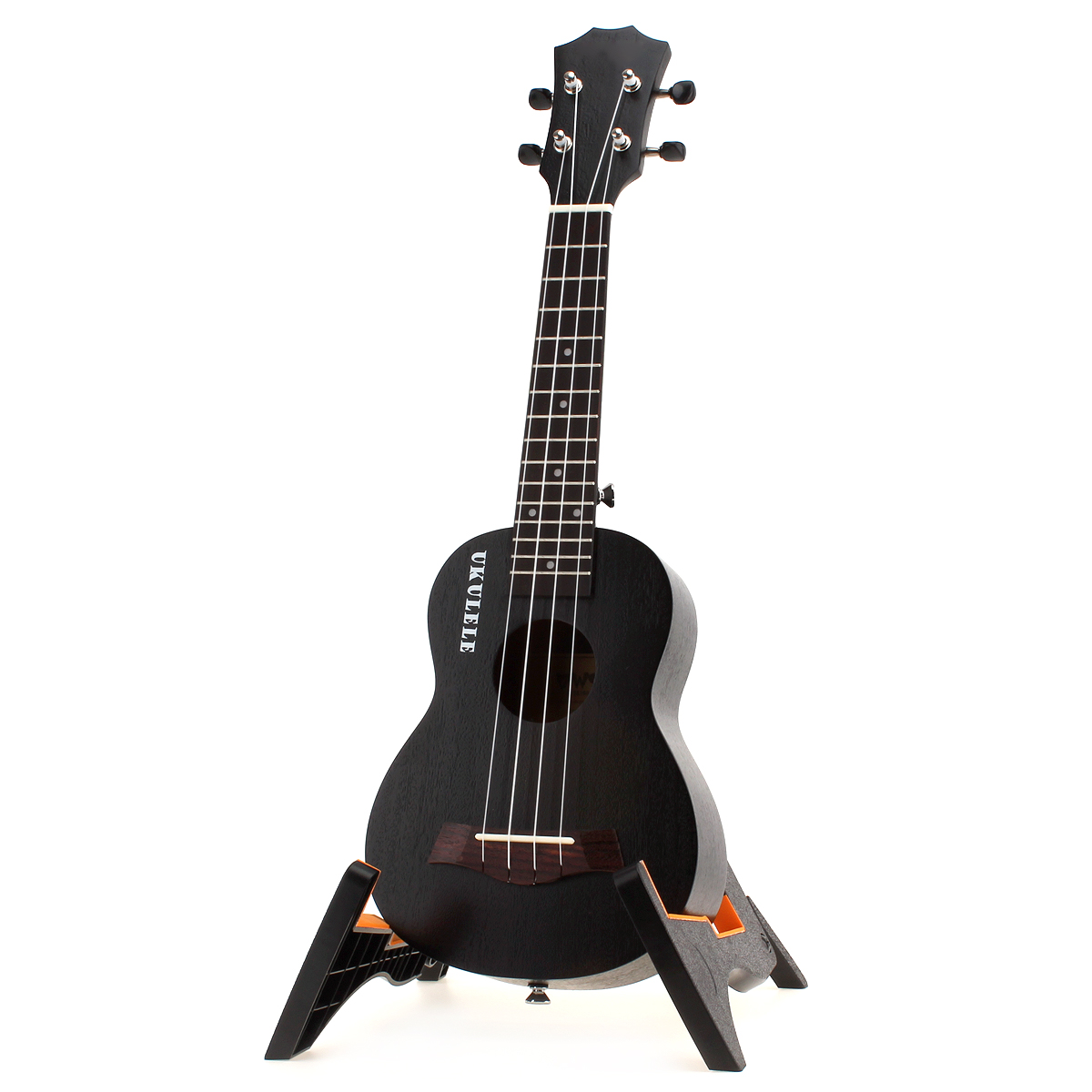 21 Inch Soprano Ukulele Hawaiian Four Strings Guitar Mahogany Wood Ukelele Guitarra
