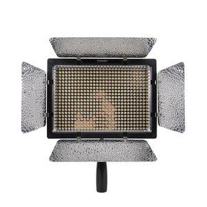 Image 3 - Yongnuo YN600L YN600 Led Video Light Panel Met Verstelbare Kleurtemperatuur 3200 K 5500 K Fotografische Studio Verlichting + batterij
