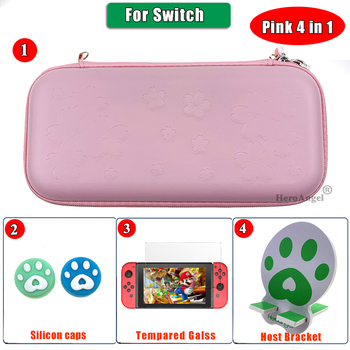 Animal Crossing New Storage Bag For Nintend Switch / Lite Hard Case NS Lite Console Carrying Portable Travel Bag Game Accessorie