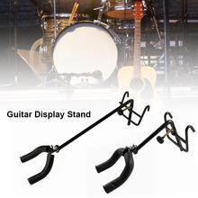 High-quality Electric Guitar Display Hanger Nail Hanging Stand For Guitar Ukulele Violin Guitar Musical Instrument Accessories купить недорого в Москве