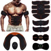 Appareil de Fitness appareil de musculation abdominale appareil de musculation ventre jambe bras fessier exercice de hanche simulateurs électriques Massage presse entraînement Gym à domicile