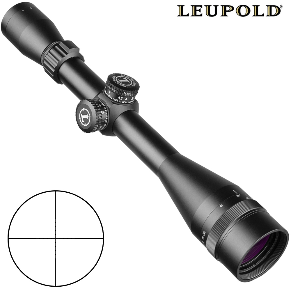 Leupold 6-18x40 Scope 4-12x40 Mil Dot Tactical Riflescopes Optic Sight 3-9x40 Hunting Scopes For Airsoft Gun With Mount