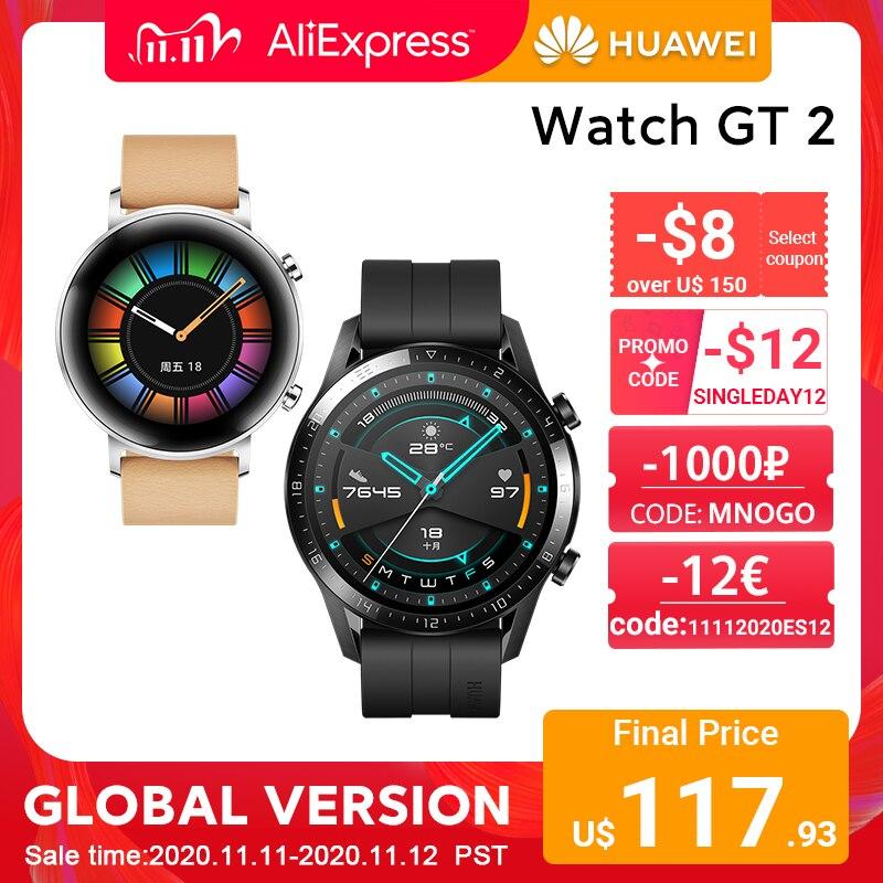 Smartwatch HUAWEI Watch GT 2 GT2 z Polski za $143.99 / ~533zł