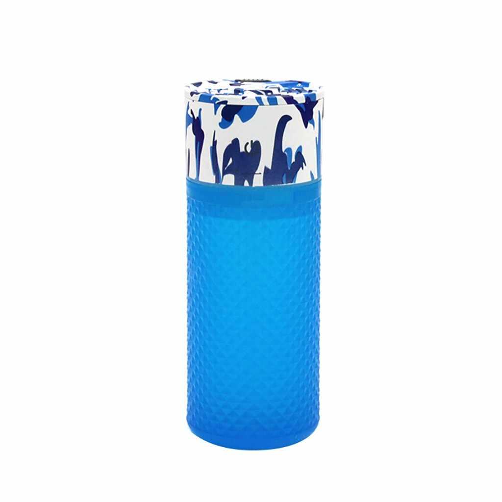 USB AROMA Air diffuser Ultrasonic Air Humidifier น้ำมันหอมระเหยน้ำมันหอมระเหย Cool Mist เครื่องทำมินิรถแบบพกพา