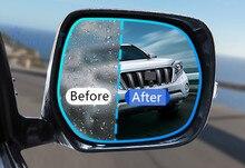 For Toyota Land Cruiser 150 Prado FJ150 2010-2018 Door Rearview Side Mirror Water Proof Anti fog PVC Film Sticker Accessories