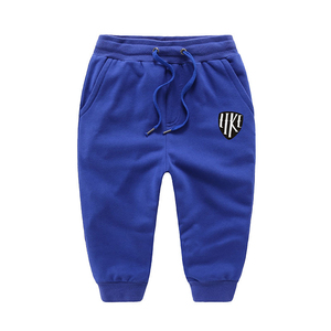 Image 2 - Autumn winter Boys Pants Cotton Warm teen Clothes Party Toddler Comfortable Soft Trousers For Children Kids Costume leggings