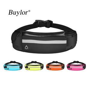 Buylor Bag Women Pouch Belt Wallet Bum-Bag Fanny Pack Running-Belt Portable-Phone-Holder