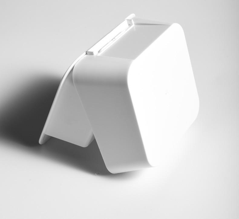 Хлопковая пластиковая коробка для хранения wab настенная откидная