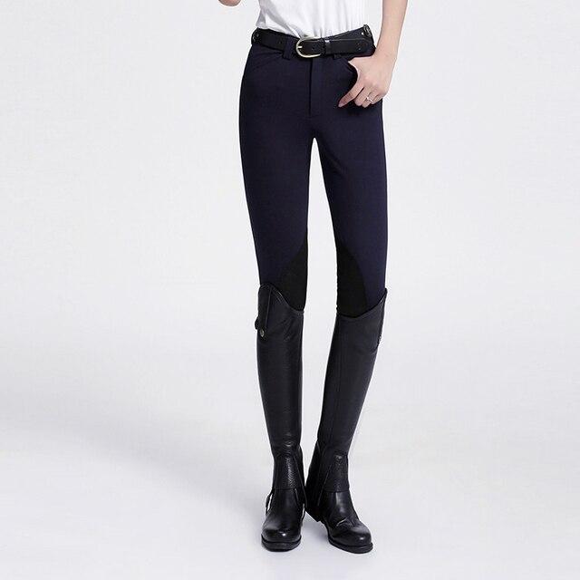 Womens Fashionably Designed Sport Equestrian Racing Pants 3