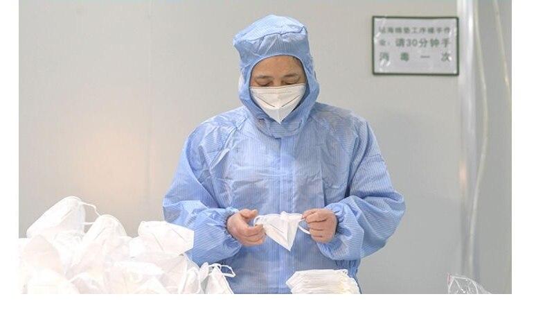 防护口罩_kn95防护口罩-防尘防雾霾透气巅峰者kn95小脸款产地货源_07
