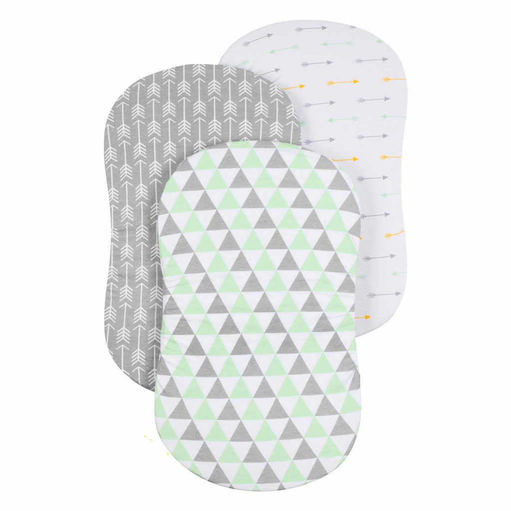 Zachte Baby Wieg Set Wieg Hoeslakens Voor Matras Pads Sleeper Cover Wieg Lakens Cover 2020 Hot Koop Baby Accessoires