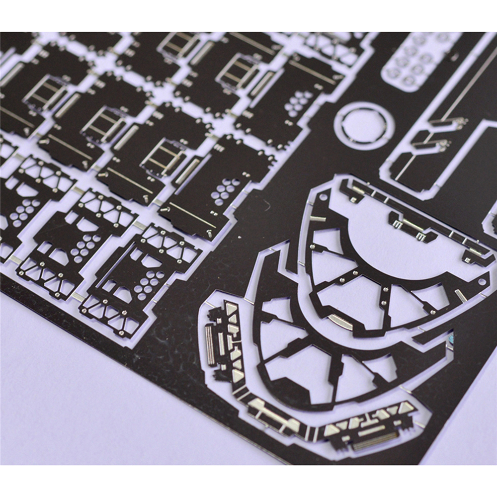 Detail Up Photo Etch Parts Set For Bandai MG 1/100 Sazabi Ver Ka Gundam Model Replica Accessories