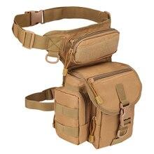 Drop-Leg-Bag-Tool Military Waist-Pack Hunting-Bag Molle Fanny Nylon Riding Hiking Men