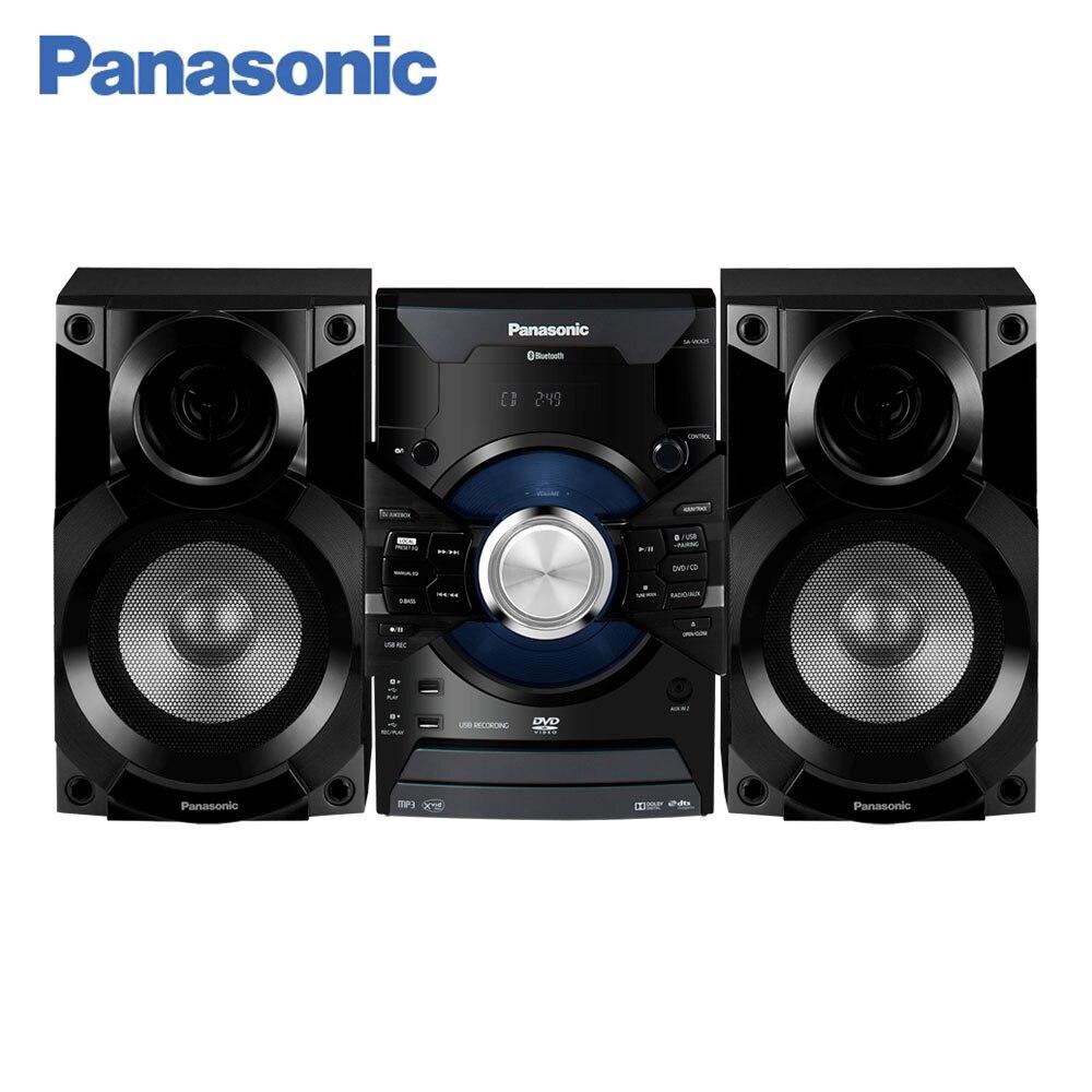Desktop Digital Music Player Panasonic  SC-VKX25EE-K Bluetooth MAX Juke app Minisystem Microsystem audio минисистема panasonic sc vkx25ee k черный