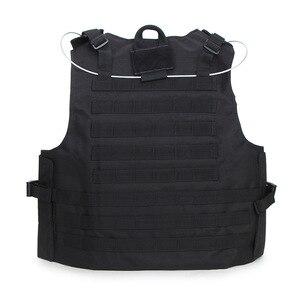 Image 2 - NIJ IIIA Army Military Tactical Body Armor Bullet Proof Vest