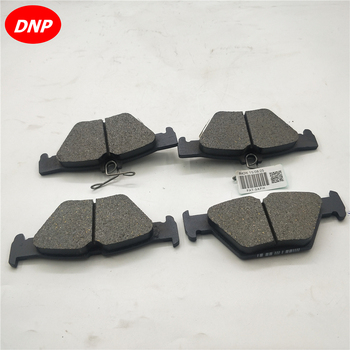 DNP car rear brake pads fit for Subaru Legacy  Legacy  Outback  26696-AL000/26696AL000