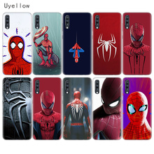 Uyellow Red Spiderman Phone Case For Samsung A10 A20 A30 A40 A50 A60 A70 A80 A20E Cover Galaxy M10 M20 M30 M40 Soft Coque