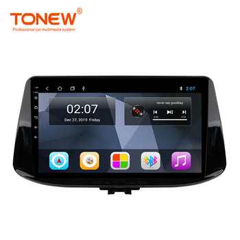 2G RAM 9 Inch Android 10 for Hyundai i30 2017 2018 Car Intelligent Multimedia Radio stereo Video Player GPS Navigation image