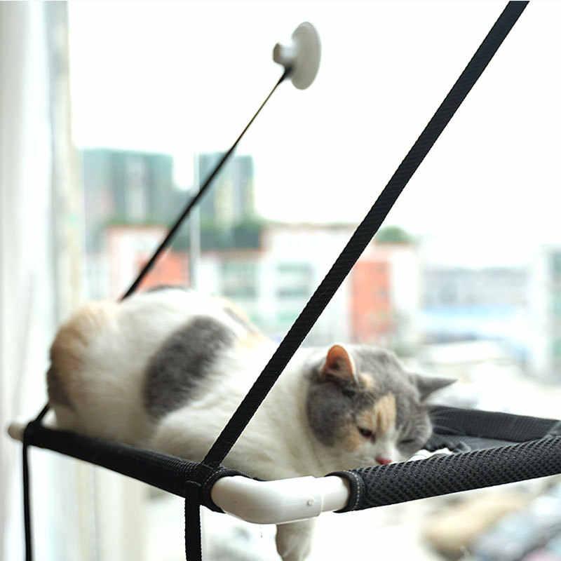 Cat balcony hammock Bearing 20kg Cat Sunny Seat pet waterproof fabric Cat bed cat climbing sleeping mattress single layer double