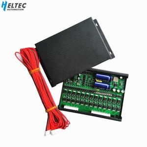 ECUALIZADOR activo 1A 2A pantalla Bluetooth de alta corriente APP 2 S-24 S BMS Lipo LTO Lifepo4 equilibrador de batería de titanio de litio