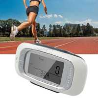 3D Sensor Digital Pedometer Counting Running Walking Steps Calorie Distance D26 19 Dropship