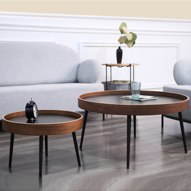 Round Coffee Tables  1