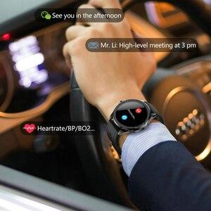 Image 2 - SENBONO 2020 S11 ساعة ذكية جهاز تعقب للياقة البدنية دعم المكالمات متعددة الطلب تذكير معدل ضربات القلب النوم رصد متعددة الرياضة Smartwatch