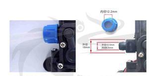 Image 5 - T YB bomba de agua de diafragma, refuerzo autoaspirante, interruptor de presión automático, 300L/H, DC 12V, 100W, para lavado de coche