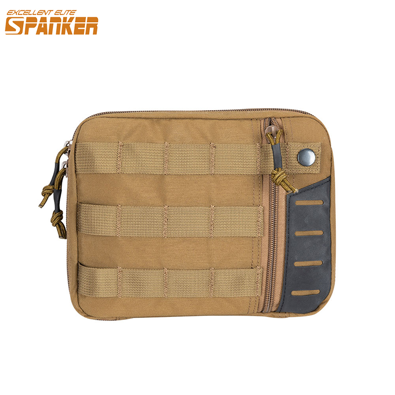EXCELLENT ELITE SPANKER Tactical EDC ToolS Bag Multipurpose Military Army Molle Pouch Outdoor Hunting Waist Zipper Bags