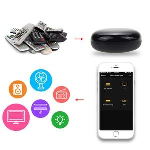 Image 4 - Mini Universele Smart Ir Voice Afstandsbediening Ac Tv Infrarood Apparatuur Werken Met Alexa Google Home Assistent