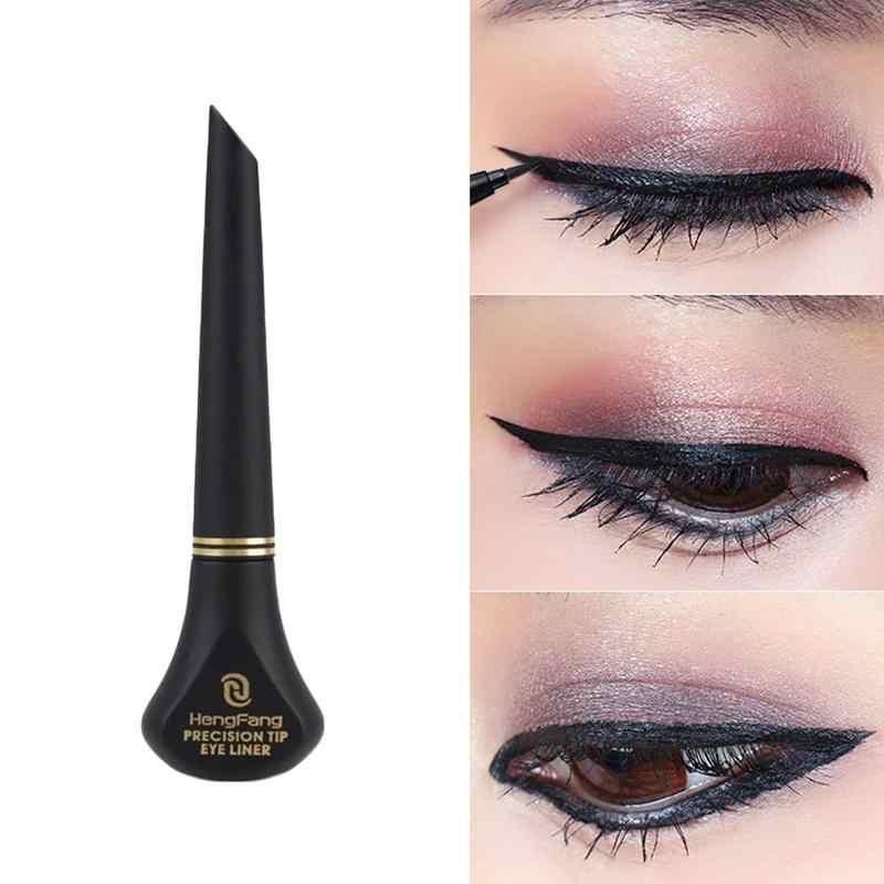 Crayon Eyeliner noir imperméable à l'eau stylo Liner professionnel maquillage des yeux outil cosmétique longue durée en gros disponible