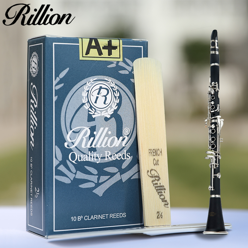 Rillion Clarinet  Bb Clarinet High Quality Reeds