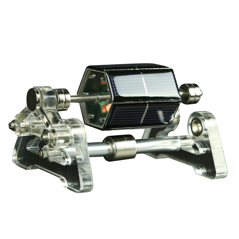 gerador solar magnetico de suspensao motor solar criativo tecnologia de decoracao para suspensao magnetica presente de