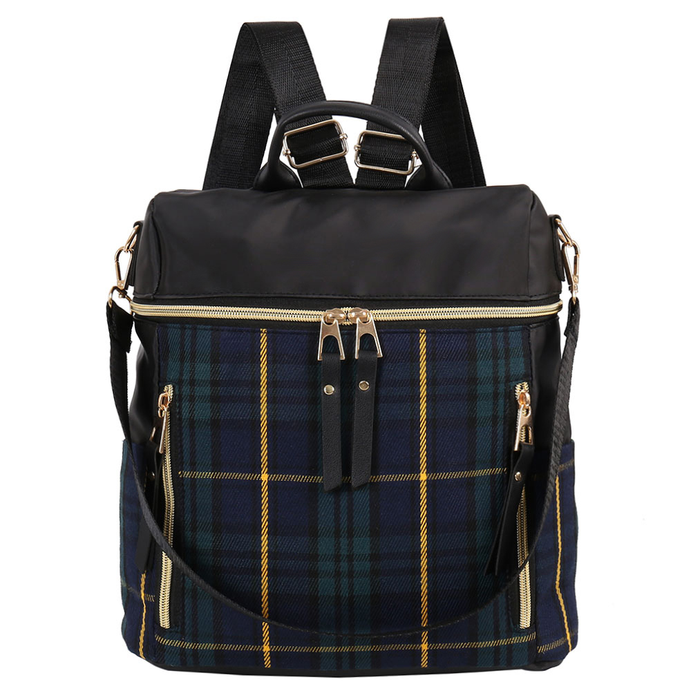 Fashion Anti-theft Women Backpacks Waterproof Oxford Women Backpack Large Capacity School Bag Travel Bags For Women Girls