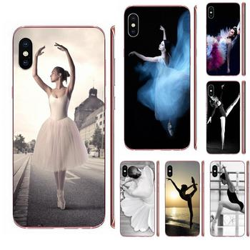 Soft Fashion Case Cover For Huawei Honor 10 10i 20 20i 8S lite Y9 Prime Y7 2019 Y5 2018 p40 lite pro Ballerina Ashley Rose image