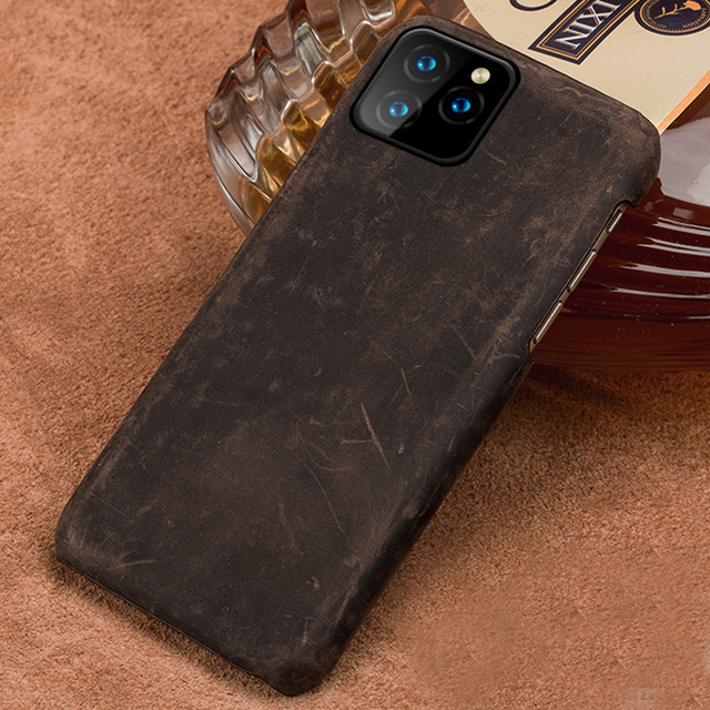 Leather Phone Cover iPhone 11 Pro Max