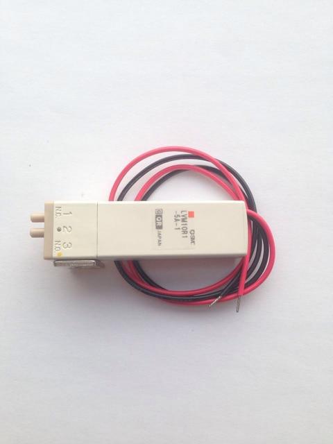 1 sztuk dla Dirui H 800 Fus 100 LVM10R1 5A 1 24V dwukierunkowy 2 drożny zawór elektromagnetyczny