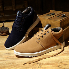 2019 Newest Mens Casual Shoes Man Flats Breathable Mens Fash