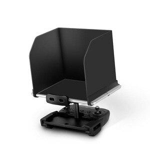 Image 2 - 썬 후드 그늘 전화 태블릿 모니터 DJI Mavic 프로 미니 에어 스파크 Mavic2 드론 컨트롤러 양산 접이식 후드 부품