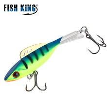 Fish king 1 шт приманки для подледной рыбалки 4 г/8g1 0 г/17