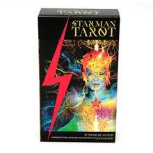 Карточки starman для набора Таро вдохновленный Давидом Боуи