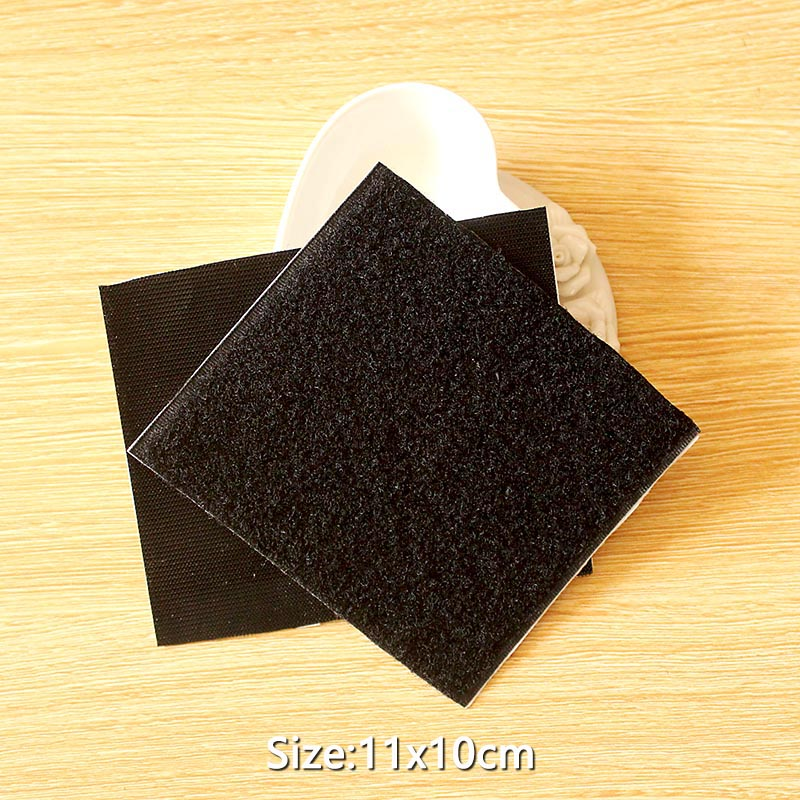 Pulaqi DIY Hook Loop Patch Homemade Velcro And Fastener Belt Clothing Sewing Wholesale Dropshopping
