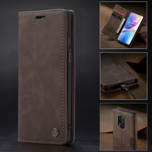 For Oneplus 8 Pro Wallet Case Leather Book Business Cover fo