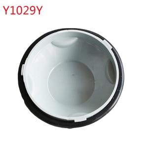 Image 2 - 1 pc עבור טויוטה Elfa רכב מנורת אביזרי LED הנורה הארכת אבק כיסוי hid מנורת גישה כיסוי פנס מנורת כובע תקע עמיד למים