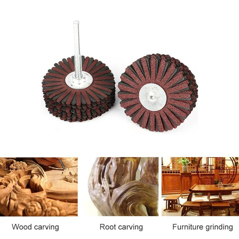 Sanding Flap Disc Grinding Flap Wheels Brush Abrasive Grinder Accessories