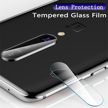 For Oneplus 6t phone Lens film Tempered Glass OnePlus 7pro 6 5T 5 for1+7 Camera Film Back Screen Protector